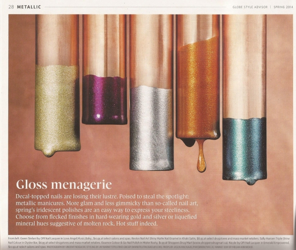 Gloss Menagerie