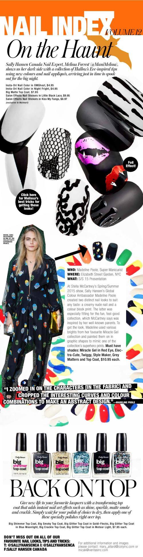 nails | Megan Kirkwood
