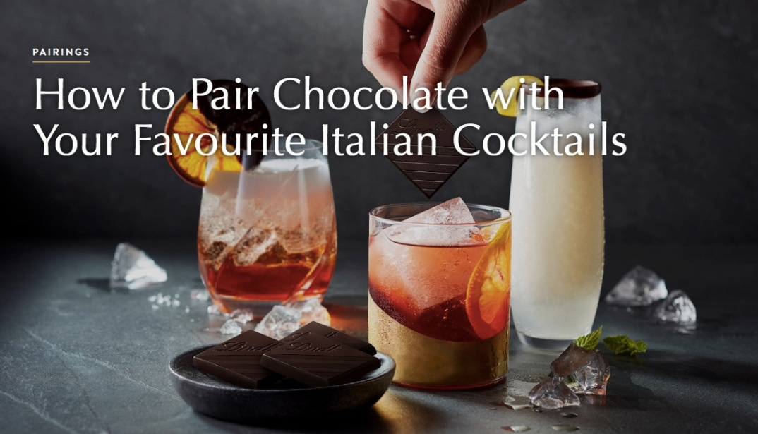 Chocolate and Italian Cocktails 1