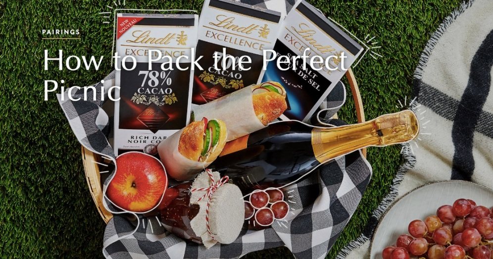 How to Pack the Perfect Picnic 1